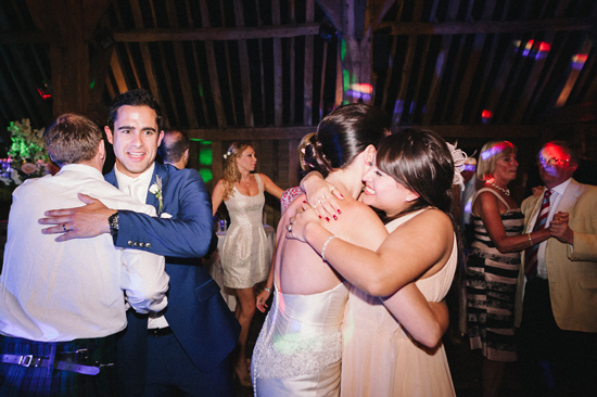 Wedding Dj And Our Indoor Disco Shed At Hertfordshire S