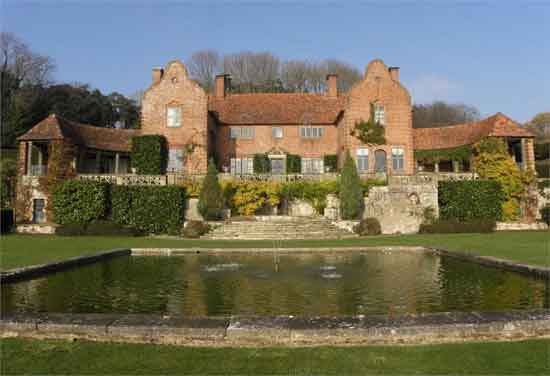 Port Lympne Mansion