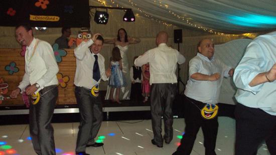 Parklands dance off!