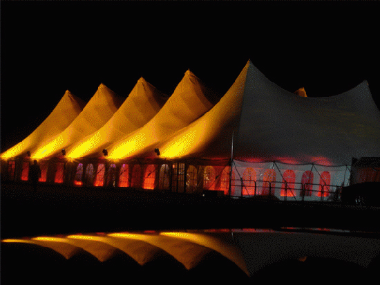 Chigwell Hall Marquee