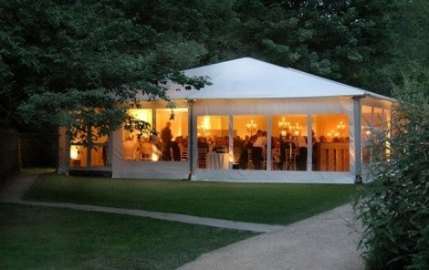 Fulham Palace Marquee