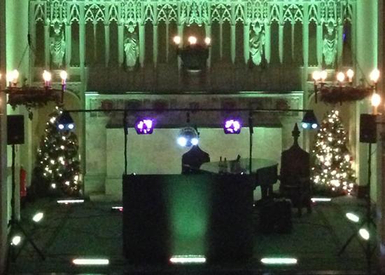 Disco Wed DJ