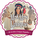 Loved by Mr & Mrs Unique badge