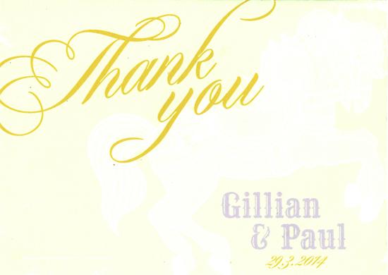 Gillian & Paul front